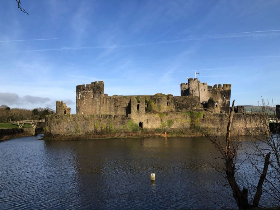 A Tourism and Commercial Masterplan for Caerphilly Castle