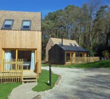 Forest lodge feasibility study