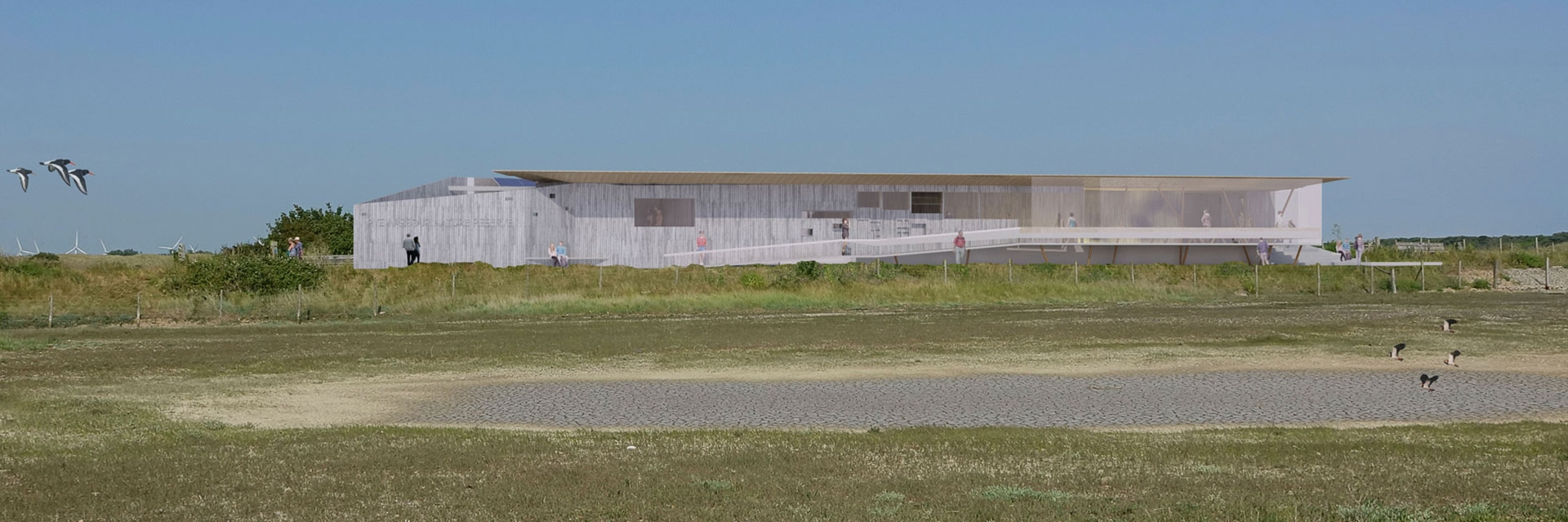 Rye Harbour Discovery Centre Business planning National Heritage Lottery Fund, May 2019