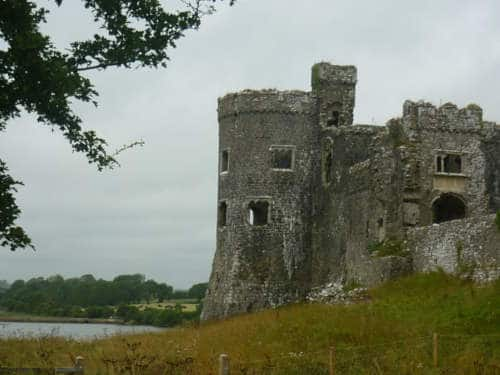 Carew Castle and Tidal Mill Business Plan