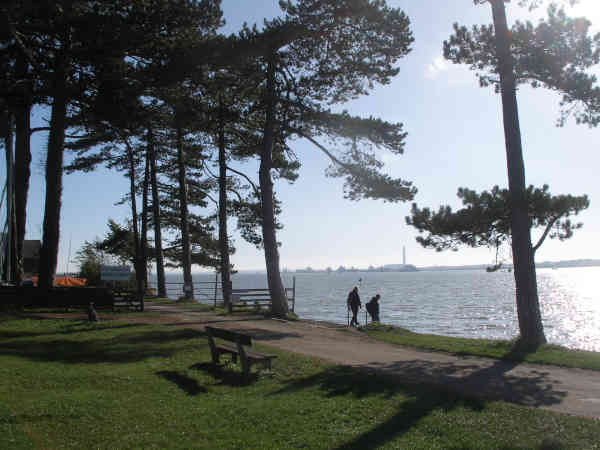 Country parks and recovery planning