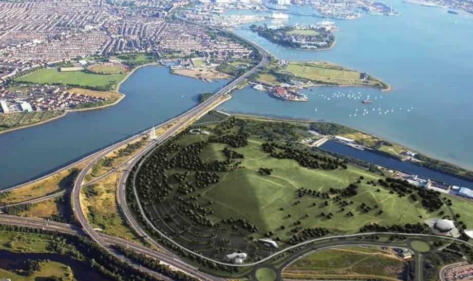 New park feasibility study