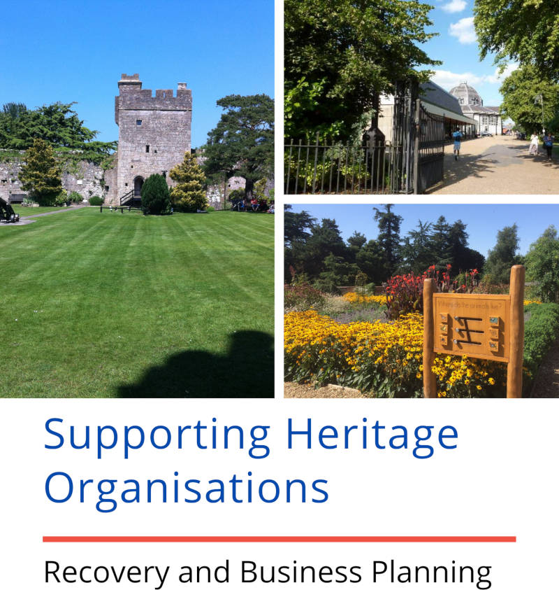 Culture Recovery Fund for Heritage Business Planning