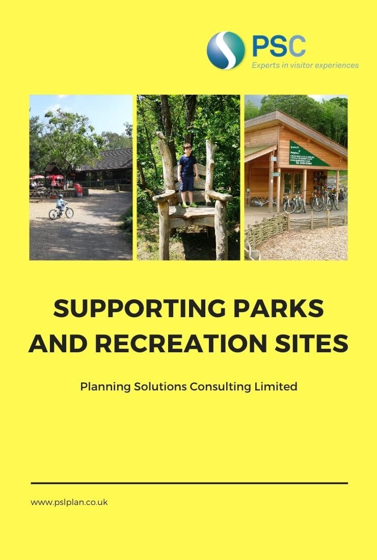 Recreation and parks consultants