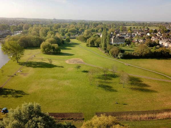 Park visitor experience masterplan