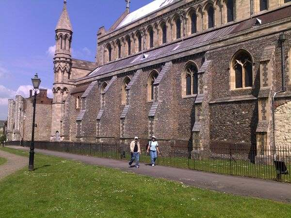 St Albans Cathedral Lottery Funding