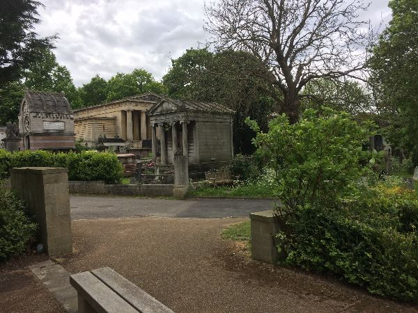 West Norwood Cemetery Visitor Lottery Fund
